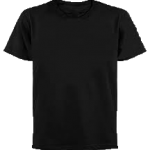 Plain Shirt - Black