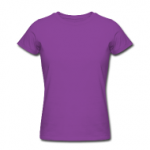 Plain Shirt - Purple