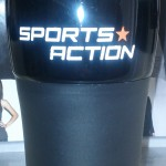 Sports Action Tumbler Front